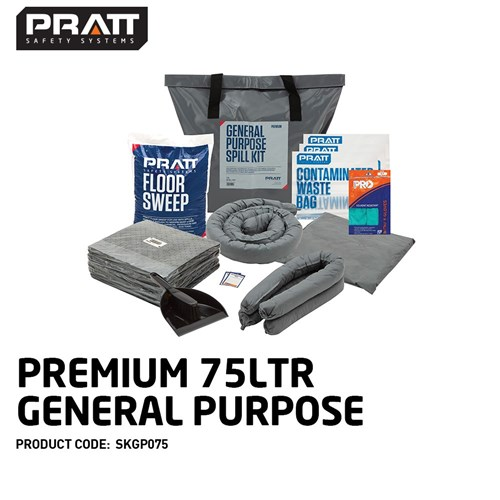 PRATT Premium 75ltr General Purpose
