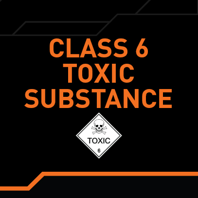 Class 6 Toxic Substance