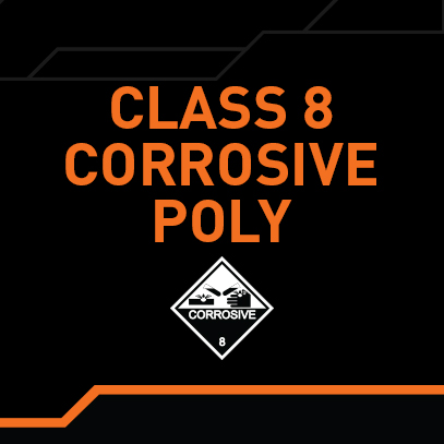 Class 8 Corrosive Poly