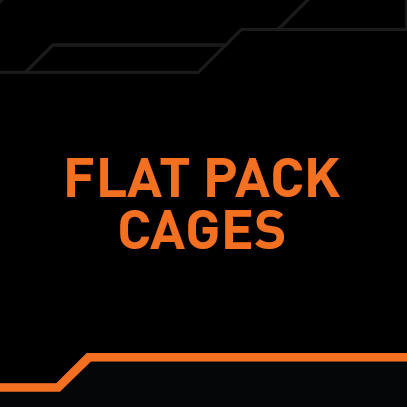 FLAT PACK CAGES