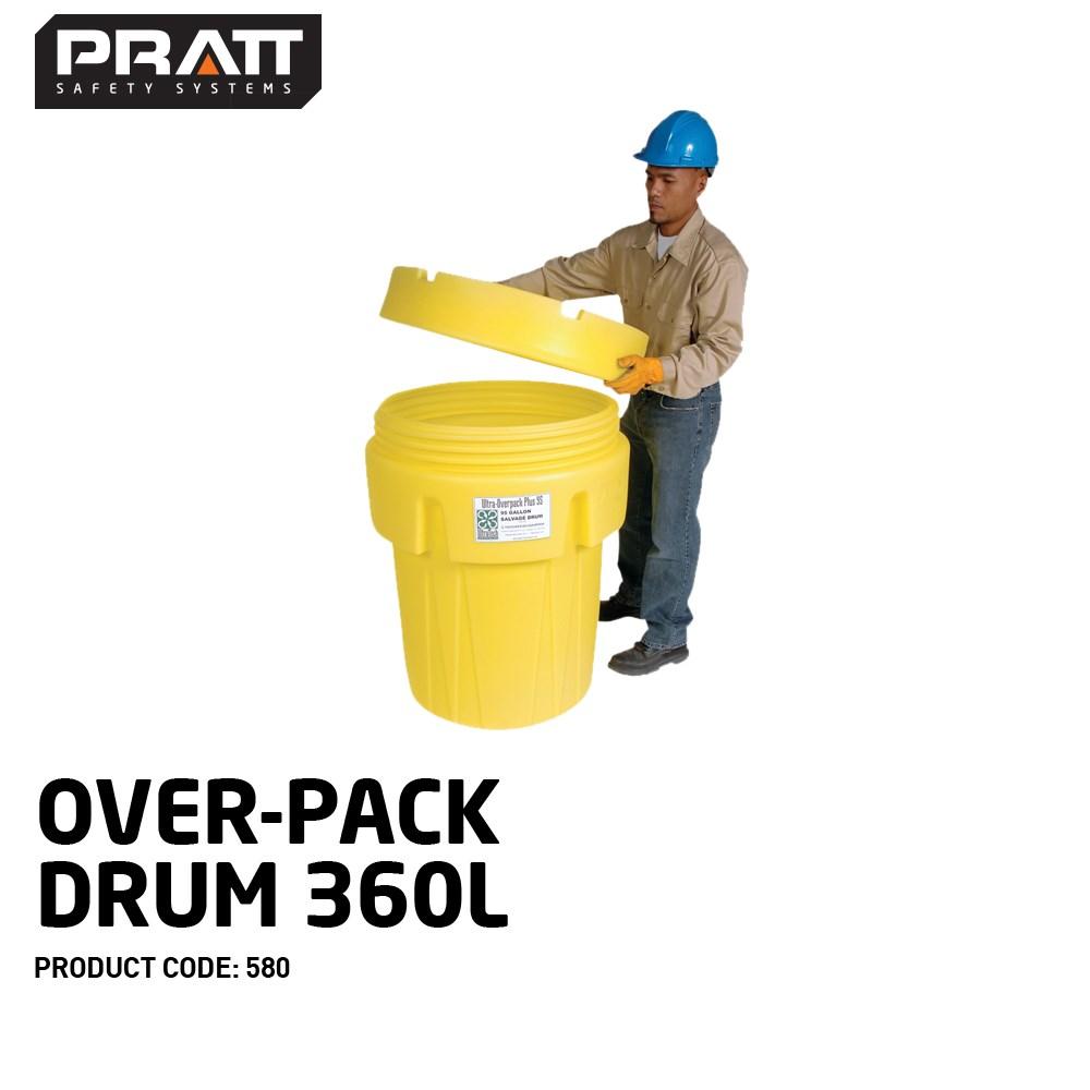 PRATT Over-Pack Drums | PRATT SAFETY SYSTEMS
